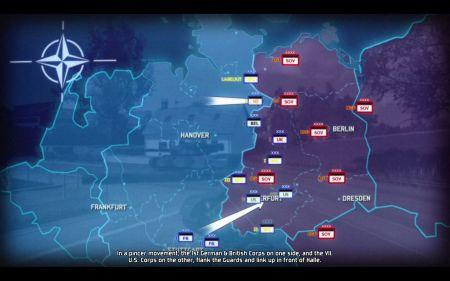 Der Konflikt zwischen der BDR und der DDR spitzt sich zu.