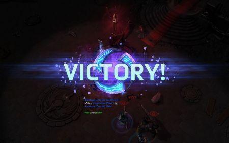 Great success!